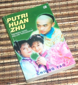 Chiung Yao: Putri Huan Zhu 2