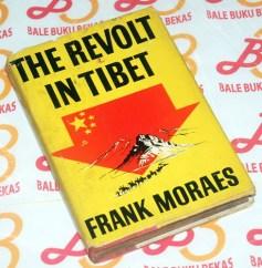 Frank Moraes: The Revolt in Tibet