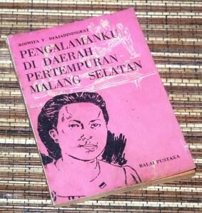 Roswita T. Djajadiningrat: Pengalamanku di Daerah Pertempuran Malang Selatan