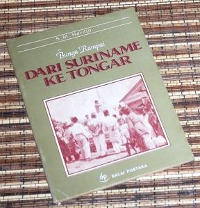 S.M. Hardjo: Bunga Rampai dari Suriname ke Tongar