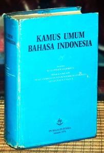 W.J.S. Poerwadarminta: Kamus Umum Bahasa Indonesia, Cetakan V