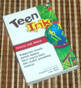"Stephanie H. Meyer & John Meyer"" Teen Ink"