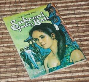 A.A. Pandji Tisna: Sukreni Gadis Bali, Cetakan X
