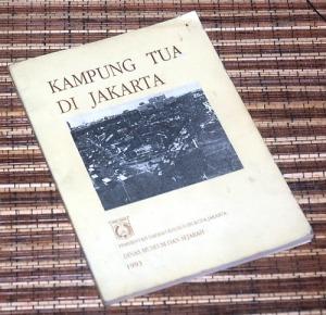 Kampung Tua di Jakarta