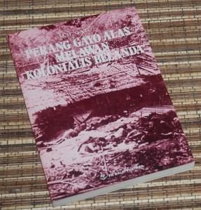 M.H. Gayo: Perang Gayo Alas Melawan Kolonialis Belanda