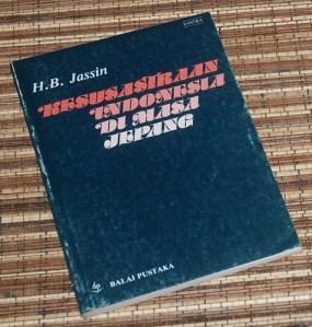 H.B. Jassin: Kesusastraan Indonesia di Masa Jepang, Cetakan VII