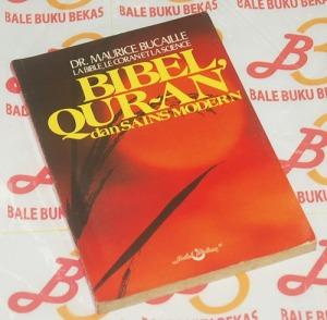 Maurice Bucaille: Bibel, Quran, dan Sains Modern