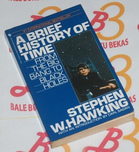 Stephen W. Hawking: A Brief History of Time