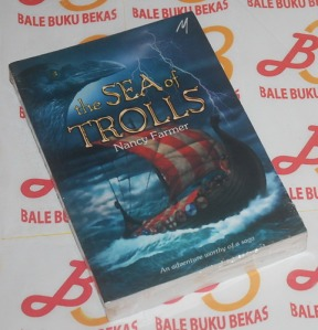 Nancy Farmer: The Sea of Trolls
