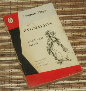 Bernard Shaw: Pygmalion terbitan Penguin Books, 1961