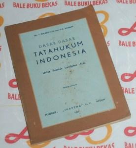 T. Zulkarnain & O.K. Rahmat: Dasar-Dasar Tata Hukum Indonesia untuk SLA