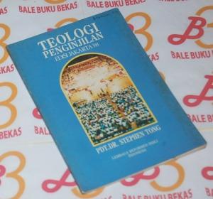 Stephen Tong: Teologi Penginjilan Edisi Jakarta 88