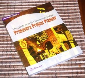 Salemba Infotek: Mengelola Proyek Konstruksi dengan Primavera Project Planner