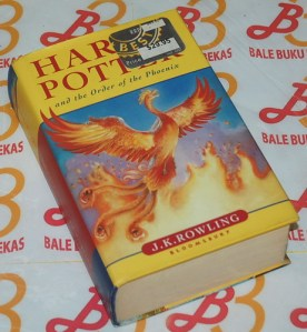 J.K. Rowling: Harry Potter and the Order of the Phoenix, Hard Cover