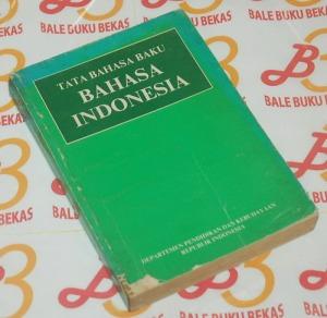 Tata Bahasa Baku Bahasa Indonesia, Cetakan I