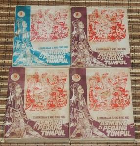 Asmaraman S. Kho Ping Hoo: Asmara Si Pedang Tumpul, Jilid 1-16