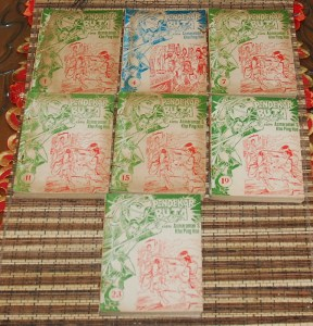 Asmaraman S. Kho Ping Hoo: Pendekar Buta, Jilid 1-26