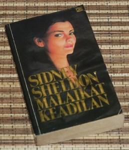 Sidney Sheldon: Malaikat Keadilan, Cetakan IV