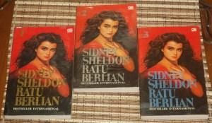Sidney Sheldon: Ratu Berlian, Jilid 1-3