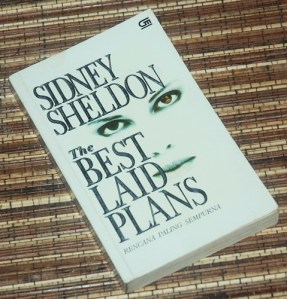 Sidney Sheldon: Rencana Paling Sempurna, Cetakan I