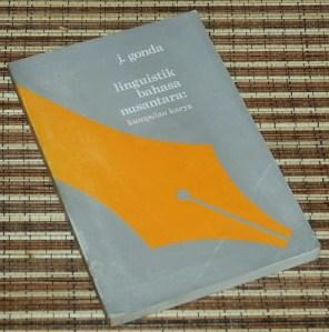 J. Gonda: Linguistik Bahasa Nusantara