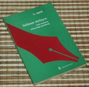 C. Spat: Bahasa Melayu: Tata Bahasa Selayang Pandang