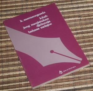 K. Sastrasoegonda: kitab jang menjatakan djalannja bahasa melajoe1