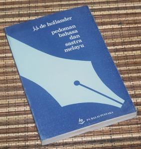 J.J. de Hollander: Pedoman Bahasa dan Sastra Melayu