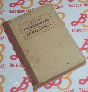Adi Negoro: Ensiklopedi Umum dalam Bahasa Indonesia