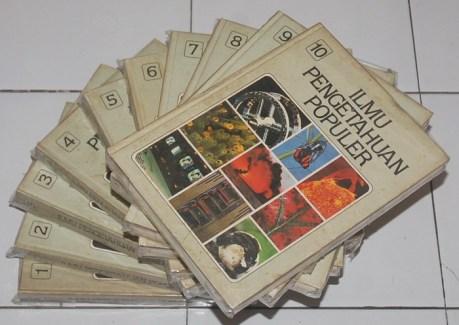 Ilmu Pengetahuan Populer, Jilid 1-10