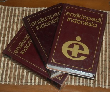 Ensiklopedia Indonesia, Jilid 2, 5, 6