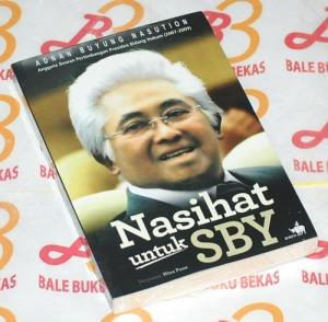 Adnan Buyung Nasution: Nasihat untuk SBY