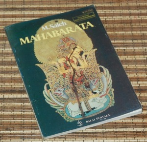 M. Saleh: Mahabarata, Cetakan X