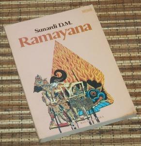 Sunardi D.M.: Ramayana, Cetakan V