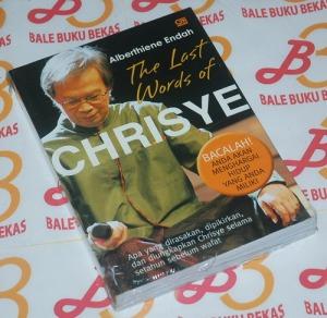 Alberthiene Endah: The Last Words of Chrisye