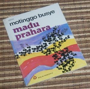 Motinggo Busye: Madu Prahara, Cetakan IV