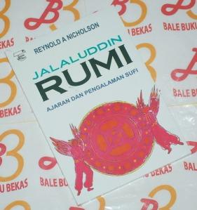 Reynold A. Nicholson: Jalaluddin Rumi: Ajaran dan Pengalaman Sufi