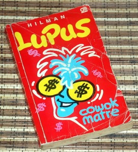 Hilman: Lupus: Cowok Matre
