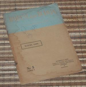 Majalah Bahasa dan Budaja Edisi Juni 1957a