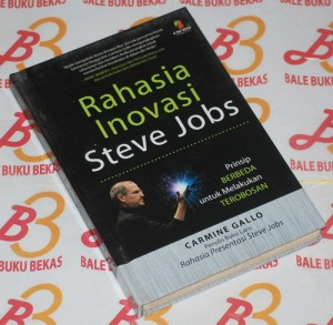 Carmine Gallo: Rahasia Inovasi Steve Jobs
