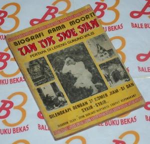 Biografi Rama Moorti Tan Tik Sioe Sian, Pertapa di Lereng Gunung Wilis