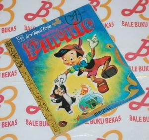 Seri Tupai Emas: Pinokio