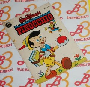 The Wonderful Adventures of Pinocchio