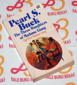 Pearl S. Buck: Tiga Putri Madame Liang