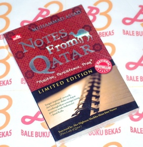 Muhammad Assad: Notes from Qatar Limited Edition