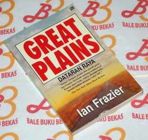 Ian Frazier: Great Plains (Dataran Raya)