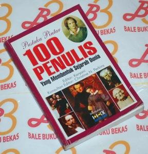 Pustaka Pintar 100 Penulis yang Membentuk Sejarah Dunia