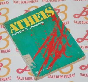 Achdiat K. Mihardja: Atheis, Cetakan XI