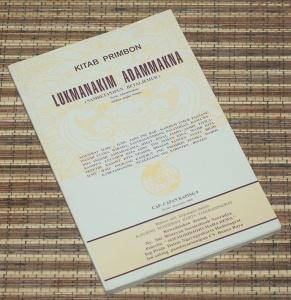 Kanjeng Pangeran Harya Tjakraningrat: Kitab Primbon Lukmanakim Adammakna