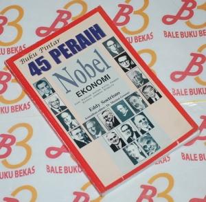 Buku Pintar 45 Peraih Nobel Ekonomi